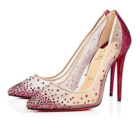 GUCCI/Christian Louboutin 2021 New pointed high heels