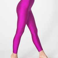 rnt38 - Shiny Nylon Tricot Leggings