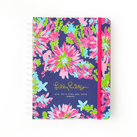Lilly Pulitzer Large Agenda - Trippin And Sippin