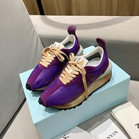 LANVIN   Woman's Men's 2020 New Fashion Casual Shoes Sneaker Sport Running Shoes