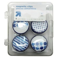 up & up 32Mm Magnetsic Clips 4Ct