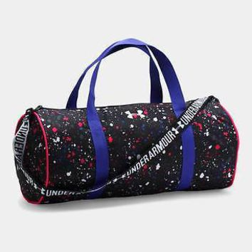 Under Armour UA Favorite Duffle Girls' Bag All Sport Carry Duffel Gym Bag