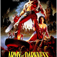 Army of Darkness 11x17 Movie Poster (1993)