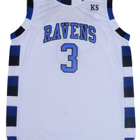 Black White Blue 3 Colors 3# One Tree Hill Movie Basketball Movie Jersey Lucas Scott Stitched Basketball Jersey Sport Shirts