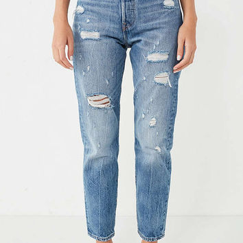 Levi's Wedgie High-Rise Jean – Partner In Crime   Urban Outfitters