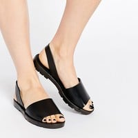 ASOS FRENCHY Jelly Sandals at asos.com