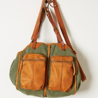 Workshop Tote by Schuler & Sons Green One Size Bags
