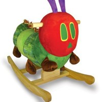 World of Eric Carle, The Very Hungry Caterpillar Rocker by Kids Preferred