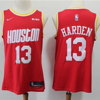 Houston Rockets 13 James Harden Retro Swingman Jersey
