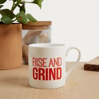 McLaggan Smith Mugs Rise and Grind Mug | Urban Outfitters