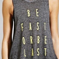 Active Fast Graphic Tank | Forever 21 - 2000150789