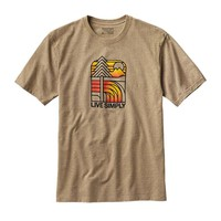 Patagonia Men's Live Simply® Landscape Responsibili-Tee
