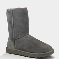 Ugg Classic Short Womens Boots Grey  In Sizes