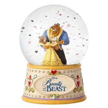 Beauty & the Beast Wateglobe