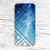 Geometric Tribal Universe x Shooting Star Phone Case for iPhone 6 6 Plus iPhone 5 5s 5c 4 4s Samsung Galaxy s6 s5 s4 & s3 and Note 5 4 3 2