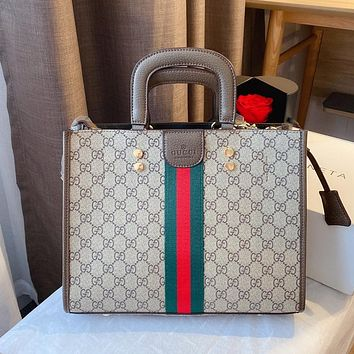 Gucci trendy fashion large capacity single shoulder bag