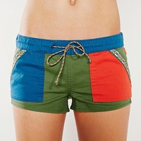 Without Walls Colorblock Hiking Short - Urban Outfitters