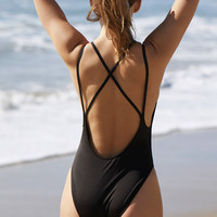 Out From Under Scoop Back One-Piece Swimsuit | Urban Outfitters