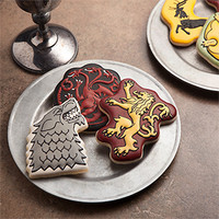 Game of Thrones House Sigil Cookie Cutters
