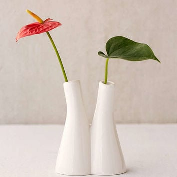 Double Bud Vase | Urban Outfitters