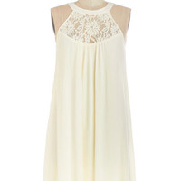 ModCloth Mid-length Sleeveless Tent Ethereal Afternoon Dress