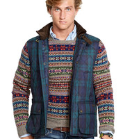 BLACKWATCH QUILTED VEST