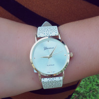 Chic Cut Out Watch