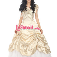 Sweet Princess Victorian Prom Dress Pink Red Blue Lolita Gothic Dress Halloween Costumes For Women Adult Customized