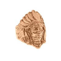 *Mister  Chief Ring - Rose Gold