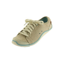Dr Scholl's Womens Jennie Canvas Shimmer Casual Shoes