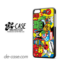 Action Marvel Assamble For Iphone 5C Case Phone Case Gift Present