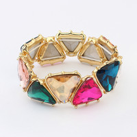 Stylish Gift Great Deal Hot Sale Awesome Shiny New Arrival Gemstone Bracelet [4918780036]