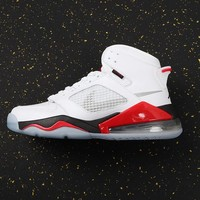 Nike Air Jordan Mars 270 Fire Red Sneakers - Best Online Sale