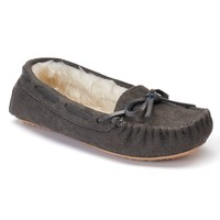 Women's SO® Moccasin Slippers