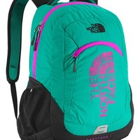 The North Face Girl's 'Haystack' Backpack - Green