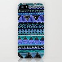 Ocean T Blue iPhone Case by Lisa Argyropoulos   Society6