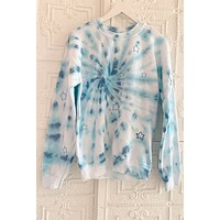P&M Star Tie Dye Sweater