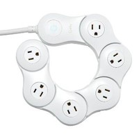Pivot Power™ Surge Protector 2   The Container Store