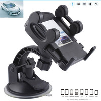 Car Phone Holder Windshield Mount Bracket Suction Cup Holder for Mobile Phone GPS MP4 Suporte Celular Carro Soporte Movil Car