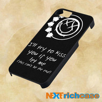 blink song lyric 2 For iPhone, iPod, iPad and Samsung Galaxy Case