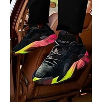 Onewel ADIDAS STREETBALL Daddy shoes Contrast Sneakers Muilt-color soles