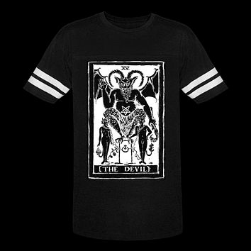 The Devil Vintage Sport T-Shirt