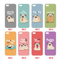 2015 fashion design of lovely dog patterns print plastic hard back skin case for iphone 6 4.7/6 plus 5.5 inch cover shell