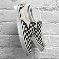 Vans Fashion Casual Checkerboard Slip-On Sneaker-2