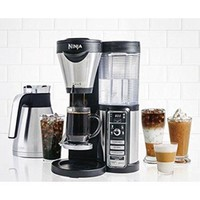Automatic Programmable Coffee Maker Brewer Single Serve to Family Coffee Bar Thermal Carafe