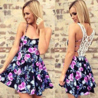 Floral Dress   Spoiled Rotton