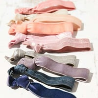 Yoga Knot Ponytail Holder Set - Urban Outfitters