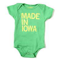 Made In Iowa Onesuit