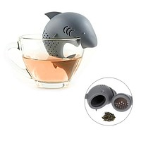 1pcs Shark Tea Infuser