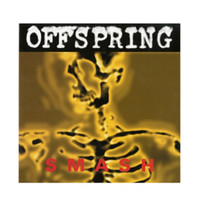The Offspring - Smash Vinyl LP Hot Topic Exclusive